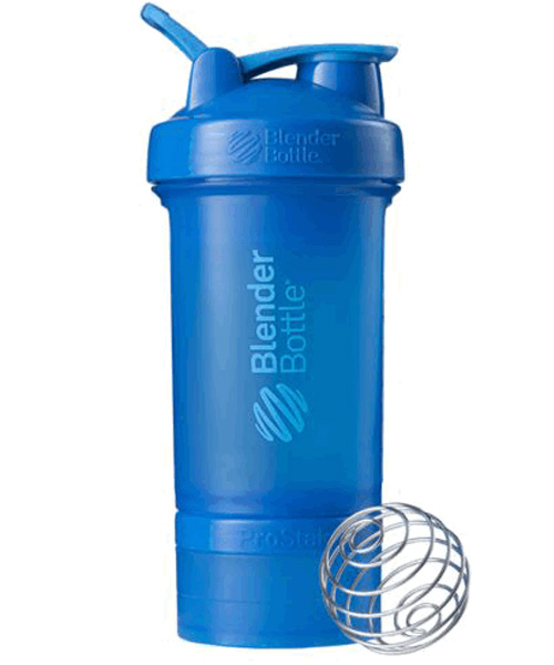 Prostak Full Color Цвет Бирюзовый (cyan) Blender Bottle