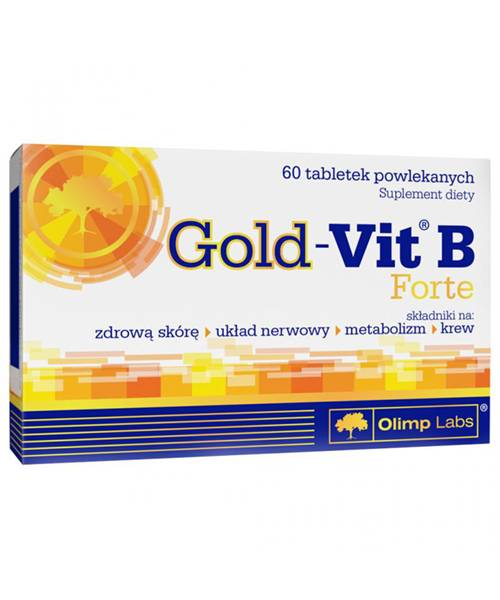 Gold-vit B Forte Olimp Sport Nutrition