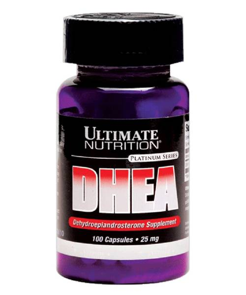 Dhea 25 mg Ultimate Nutrition 100 капс.