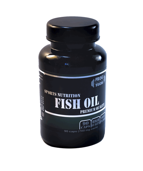 Fish oil 35% Omega-3 Frog Tech 90 капс.