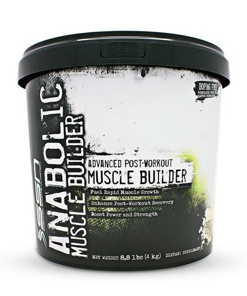 Anabolic - Muscle Builder SSN 4000 гр.
