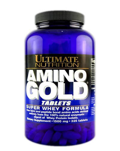Amino Gold Tablets Ultimate Nutrition 325 таб.