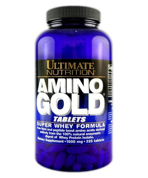 Amino Gold Tablets Ultimate Nutrition