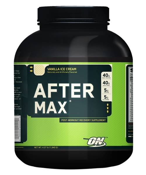 After Max Optimum Nutrition 1937 г