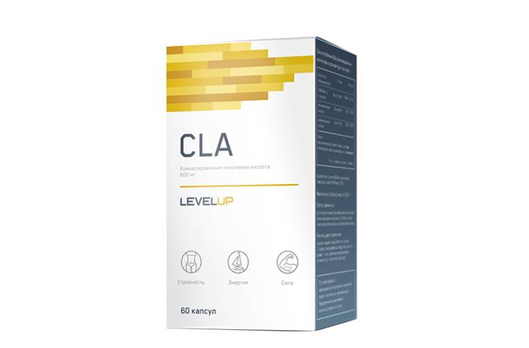 CLA Level UP 60 капс.