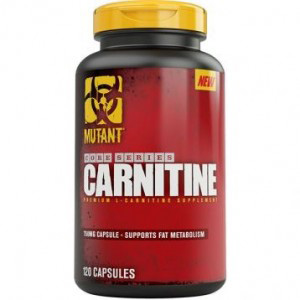 Mutant L-carnitine 750mg FIT Foods