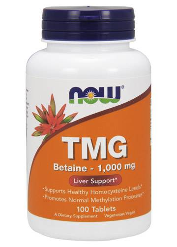 TMG 1000 mg NOW