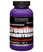 100% Micronized Creatine Monohydrate Ultimate Nutrition 300 гр.
