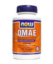 Dmae 250 mg. NOW 100 капс.
