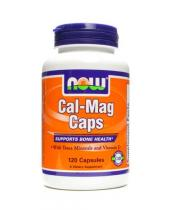 Cal-mag Caps NOW 120 капс.