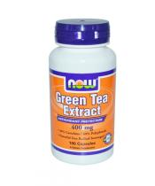 Green Tea Extract 400 mg NOW 100 капс.