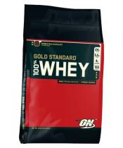 100% Whey Gold Standard Optimum Nutrition 4 536 гр.