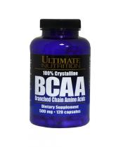 Bcaa 500 mg Ultimate Nutrition 120 капс.