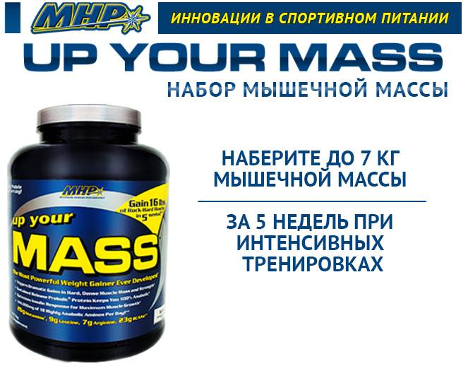 Up Your Mass от MHP