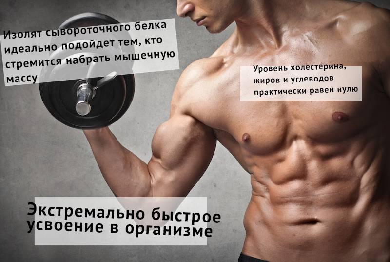 Набрать мышцы в домашних условиях 433