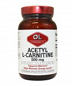 Acetyl L-Carnitine Olympian Labs 60