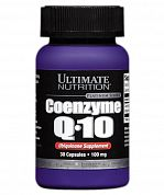 Coenzyme Q10 Ultimate Nutrition 30